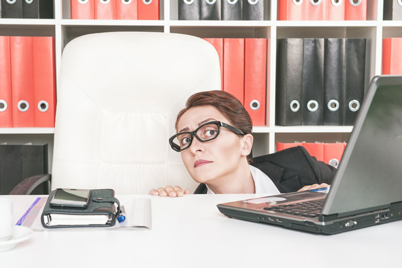 There are no hermits (or robots) in the C-suite