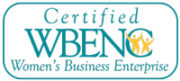 Leading Edge Consulting certified by WBENC as Women's Business Enterprise